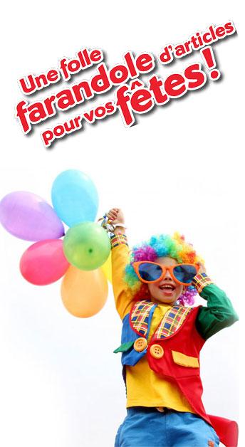 clown inte - Nos offres