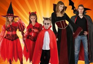 halloween 300x207 - Halloween 2017 : des déguisements féeriques pour les enfants! une tradition terrifiante…