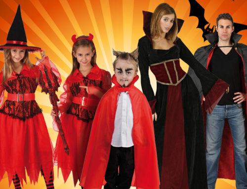 Halloween 2017 : des déguisements féeriques pour les enfants! une tradition terrifiante…