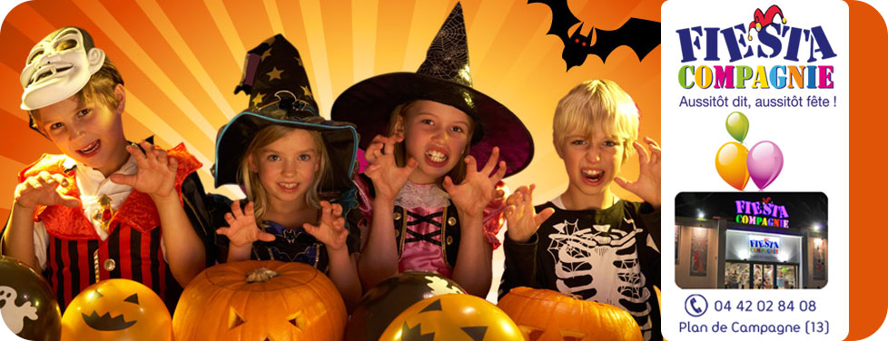 slide accueil halloween - Halloween 2017 : des déguisements féeriques pour les enfants! une tradition terrifiante…