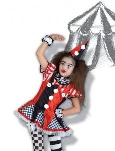 enfant carnaval clown 229x300 - Déguisement carnaval 2017