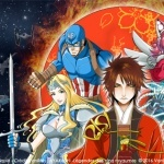 Déguisement cosplay Herofestival