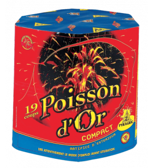 compact poisson d or.jpg 300x330 - Vente de feux d'artifices