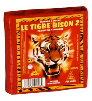 le tigre bison 2 300x330 - Vente de feux d'artifices