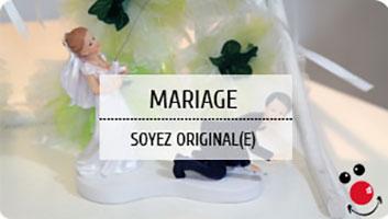 mariage - Magasin Fêtes
